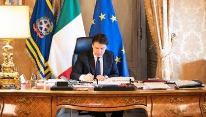 """""""European recovery bond"""": Il presidente del consiglio Conte scrive all'Europa"""