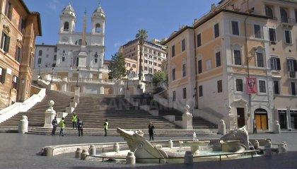 """Virginia Raggi: """"I romani dimostrano grande senso civico, Roma è deserta"""""""
