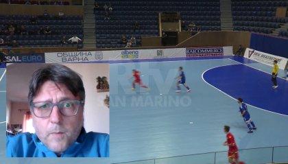 """Futsal, Roberto Osimani: """"La sosta forzata sarà complicata anche per la Danimarca"""""""
