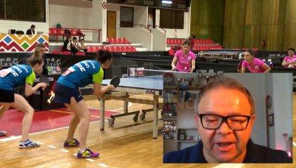 """Tennis Tavolo, Stefanelli: """"La finale per il bronzo ai Giochi dei Piccoli Stati può complicare le cose"""""""