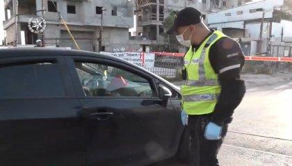 Israele: blocco totale degli spostamenti in vista della Pasqua