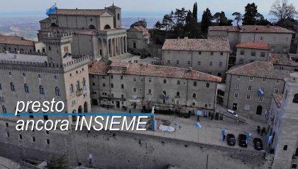"""""""Presto, ancora INSIEME"""" - l'abbraccio virtuale a San Marino"""
