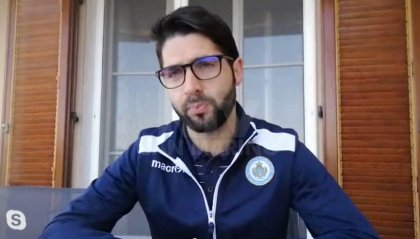 """Femminile, Alain Conte: """"Prima la salute, poi il calcio"""""""