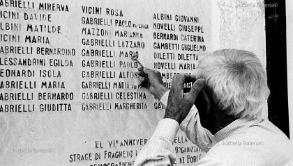 Anpi: 76° anniversario eccidio di Fragheto - Ponte Otto Martiri
