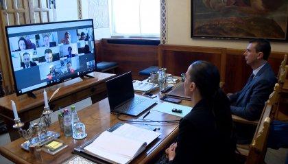"""Effetto Covid: Congresso """"in videoconferenza"""""""