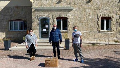 VIlla Oasi: dispositivi di protezione e un mezzo di trasporto arrivano dalle donazioni
