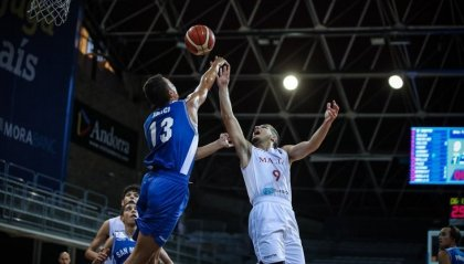 Basket: Europeo Under 18 Division C annullato