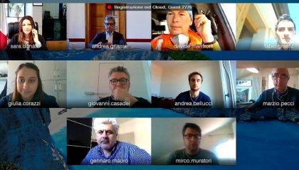 Oggi il primo consilgio comunale in videoconferenza della storia di Rimini. Il discorso introduttivo di Sara Donati, Presidente del Consiglio comunale