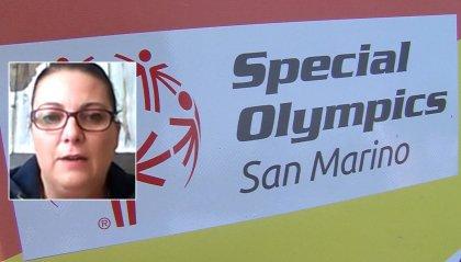 """Special Olympics, Barbara Frisoni: """"Vicini a chi ci sta aiutando in questo momento"""""""