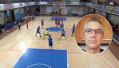 """Volley, Leo Gennari: """"Priorità alla salute, giusto fermarsi"""""""