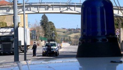San Marino: 83 denunciati nell'ultima settimana, violati anche i varchi stradali chiusi