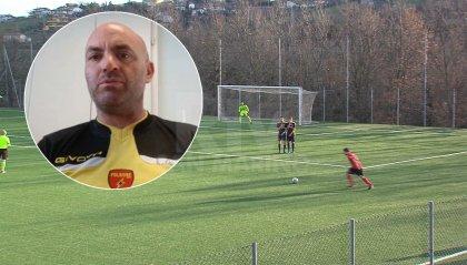 """Folgore, Omar Lepri: """"Mi piacerebbe concludere il campionato"""""""