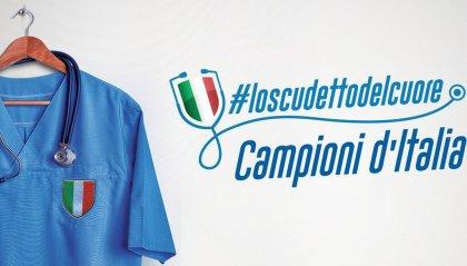 FIGC: 'Lo Scudetto del cuore' ai protagonisti della lotta al Covid-19