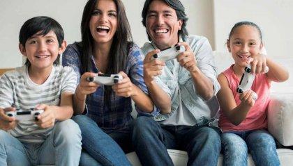 Mamma & papà scoprono i videogame