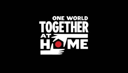 "Grandi concerti in streaming: ""One World: Together At Home"""