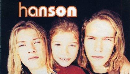 "Vi ricordate ""Mmmbop"" degli Hanson?"