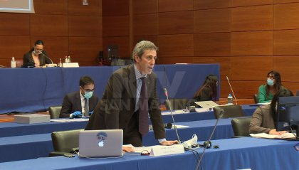 Consiglio: dopo l'unanimità, l'Aula si divide su odg della maggioranza