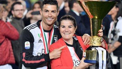 Cristiano Ronaldo fuoriclasse anche come figlio