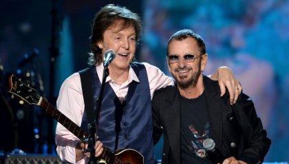 Paul McCartney e Ringo Starr insieme per un brano inedito