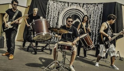Radio San Marino - #IOSTOCONGLIARTISTI: Drumness
