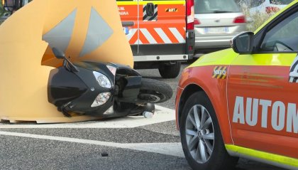 Incidente a Rimini tra due motociclisti, surreale la dinamica