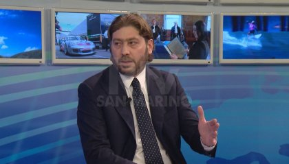 """Segretario al Turismo Pedini Amati al Tg San Marino: """"dobbiamo sostenere il comparto"""""""