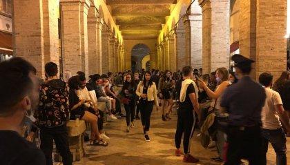Rimini: 65 giovani sanzionati nei controlli a Piazza Cavour