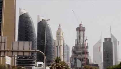 Emirati Arabi: un test laser rapido contro la diffusione del Covid-19