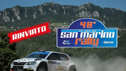 Rinviato il rally di San Marino