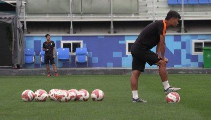 Il calcio torna a Wuhan