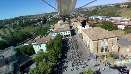 L'addio a Terenzi: a Serravalle il ricordo della sua umanità immensa e il saluto dell'Acs