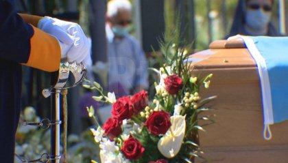 L'eredità di un impegno: i funerali di Gian Franco Terenzi