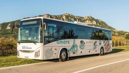 Linea bus internazionale Rimini - San Marino, ripartenza mercoledì 3 giugno