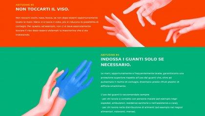"""Emilia-Romagna: le 10 """"nuove sane abitudini"""" per vivere in modo responsabile la fase post emergenza"""