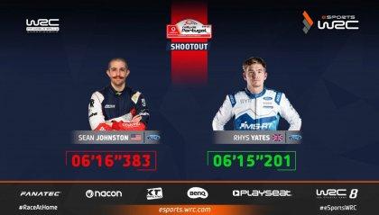 WRC Shootout: Yates fa 2 su 2