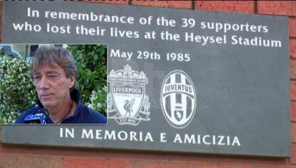Massimo Bonini ricorda l'Heysel