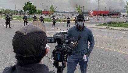 Minneapolis: rilasciato giornalista della Cnn arrestato durante una diretta