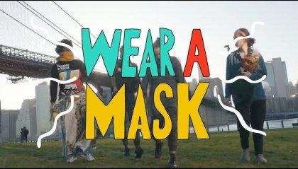 The mask: mascherine forever...