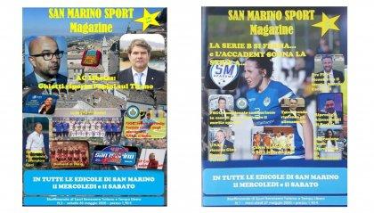 Nasce San Marino Sport Magazine: bisettimanale con ampio spazio allo sport giovanile