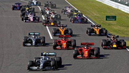 F1, c'è la data del via: si parte in Austria il 5 luglio