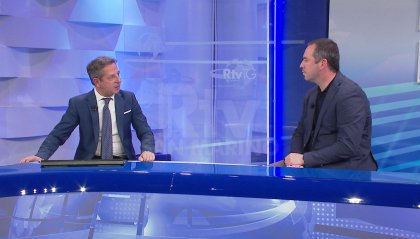 """Il Segretario Lonfernini al Tg San Marino: """"Scommettiamo ulteriormente su cittadini e imprese"""""""