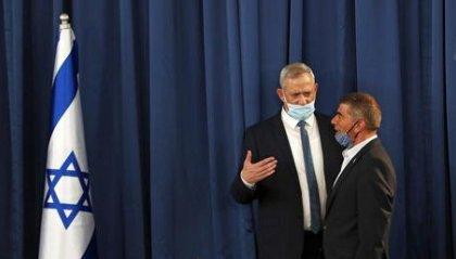 Israele: Gantz ipotizza gravi tensioni in vista delle annessioni di luglio