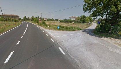 Scontro auto-moto: 42enne trasportato d'urgenza al 'Bufalini', ferite più lievi per un ragazzo