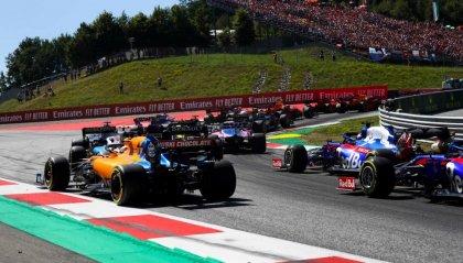 Riecco la Formula Uno, il via in Austria il 5 luglio