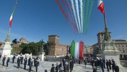 """L'omaggio del presidente Mattarella a Codogno: """"Da qui riparte l'Italia, nei valori della Costituzione, senza distinzioni"""""""