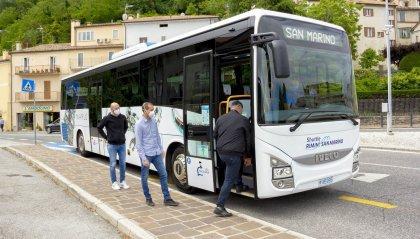 Linea Bus Internazionale Rimini-San Marino, il nuovo modo di viaggiare sicuri