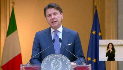 Conte: serve un nuovo inizio, unità per ridisegnare l'Italia