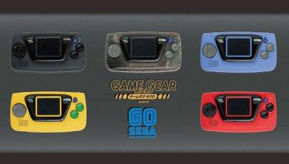 """Lo storico Game Gear torna in versione """"microscopica"""""""