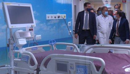 Ospedale Infermi di Rimini: inaugurato Hub nazionale terapia intensiva