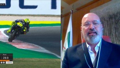 """Bonaccini: """"Lavoriamo per un doppio GP di Misano, speriamo a porte aperte"""""""
